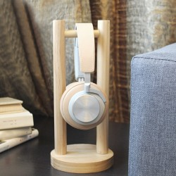 Giá treo tai nghe Gỗ (Headphone Stand)
