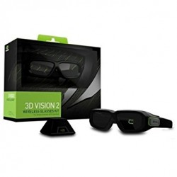 Kính 3D Nvidia Vision 2 Wireless Glasses Kit