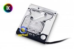 Linh kiện tản nhiệt nước - MonoBlock  EK-FB ASUS Strix X299-E RGB - Nickel