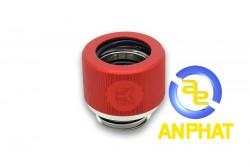 Linh kiện tản nhiệt nước - Fitting EK-HDC Fitting 12mm G1/4 - RED