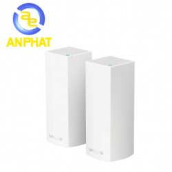Wifi Linksys Velop Home Mesh System - WHW0302 - 2 Pack (AC4400)
