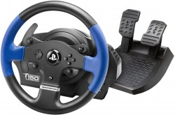 Vô lăng ThrustMaster T150Rs Force feedback (Support PS3/PS4/PC)