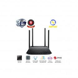 Router Wifi ASUS RT-AC1300UHP (Dũng Sĩ Xuyên Tường) AC1300 MU-MIMO, 2 băng tần