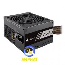 Nguồn máy tính corsair VS 450W 80 PLUS White Certified PSU