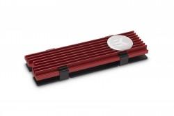 Linh kiện tản nhiệt nước - TẢN NHIỆT SSD M2 EK-M.2 NVMe Heatsink - Red