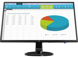 Màn hình máy tính HP N246v 23.8'' FullHD IPS (1RM28AA)