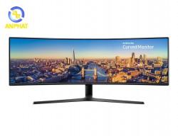 """Màn hình máy tính Samsung LC49J890DKEXXV Cong 49"""" - 32:9"""
