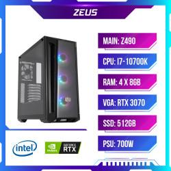 PC Gaming-Máy tính chơi game PCAP Zeus