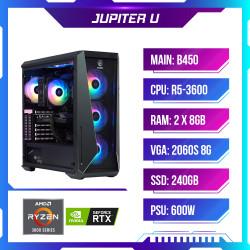 PC Gaming-Máy tính chơi game PCAP Jupiter