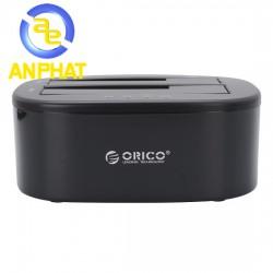 Dock ổ cứng Orico 6228US3-C USB3.0 2 Khe cắm