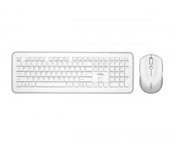 Bộ bàn phím chuột không dây Fuhlen MK880-White