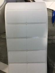 Giấy in mã vạch Decal 2 tem nhiệt 35 x 22 (30m)