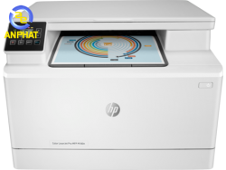 Máy in HP Color LaserJet Pro MFP M180N đa năng (in màu laser A4)