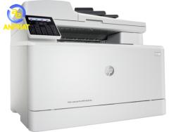 Máy in HP Color LaserJet Pro MFP M181FW đa năng (in màu laser A4)