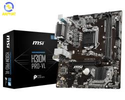 Mainboard MSI H310M PRO-VL Socket LGA1151 m-ATX
