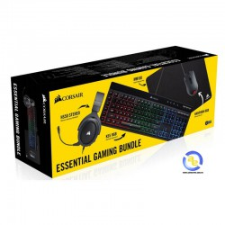 Combo Corsair Essential Gaming Bundle
