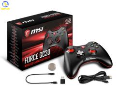 Tay cầm chơi game MSI Force GC30
