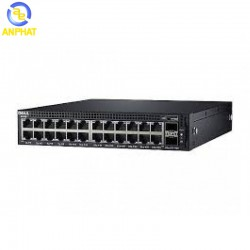Switch Dell Networking X1026 Smart Web Managed 24 ports