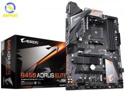 Mainboard GIGABYTE B450 Aorus Elite