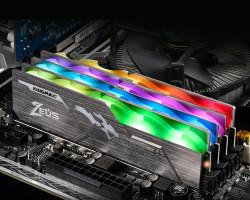 RAM KINGMAX Zeus RGB 16GB (1x16GB) bus 3000Mhz DDR4