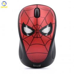 Chuột máy tính Logitech M238 - Spiderman (Người nhện)