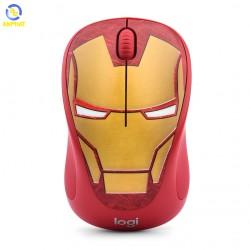 Chuột máy tính Logitech M238 - Iron Man (Người sắt)