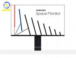 Màn hình  máy tính Samsung The Space LS32R750UEEXXV 32 inch Ultra HD 4K 144Hz