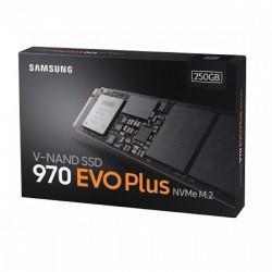 Ổ cứng SSD Samsung 970 EVO PLUS NVMe M.2 PCIe  250GB (MZ-V7S250BW)