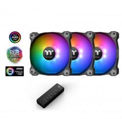 Fan case THERMALTAKE Pure 14 ARGB Sync Radiator Fan TT Premium Edition (3-Fan Pack) (CL-F080-PL14SW-A)
