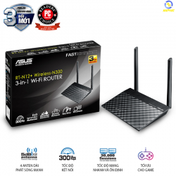 Router Wifi Asus RT-N12+