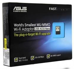 Card mạng không dây USB Asus USB-AC53 Nano