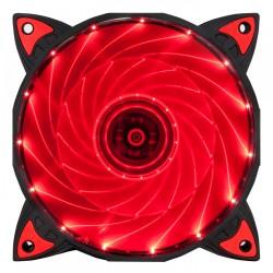 Fan case Xigmatek X9 12cm led red