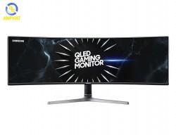 Màn hình máy tính Samsung LC49RG90SSEXXV 49inch QHD 120Hz Cong Dual QHD (5,120 x 1,440 )