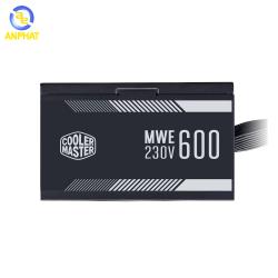 Nguồn máy tính Cooler Master MWE 600 WHITE V2