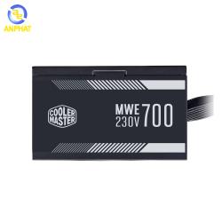 Nguồn máy tính Cooler Master MWE 700 WHITE V2