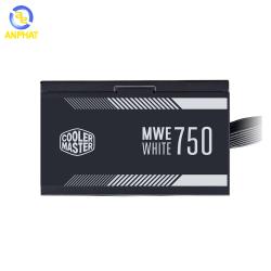 Nguồn máy tính Cooler Master MWE 750 WHITE V2