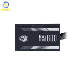 Nguồn máy tính Cooler Master MWE 600 BRONZE V2
