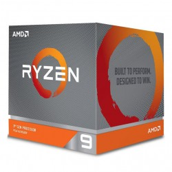 CPU AMD Ryzen 9 3900X, with Wraith Prism cooler/ 3.8 GHz (4.6GHz Max Boost) / 70MB Cache / 12 cores / 24 threads / 105W / Socket AM