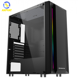 Vỏ case Xigmatek HELIOS (no fan) EN43217