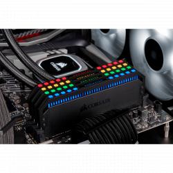 Ram Corsair Dominator Platinum RGB 32GB (2x16GB) DDR4 3200MHz (Đen)