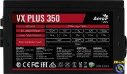 Nguồn Aerocool VX PLUS 350 230V N-PFC