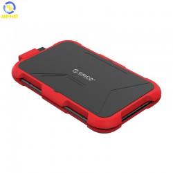 Hộp đựng ổ cứng HDD Box Orico 2769U3-RD