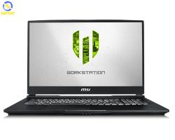 Laptop Workstation MSI WE75 9TK