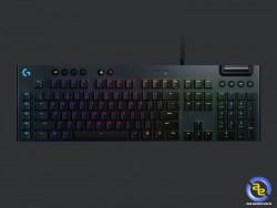 Bàn phím cơ Logitech G813 LIGHTSYNC RGB Clicky