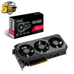 VGA ASUS TUF Gaming X3 Radeon RX 5700 XT OC edition 8GB GDDR6 (TUF 3-RX5700XT-O8G-GAMING)