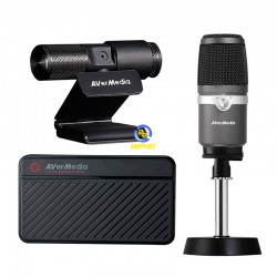 Bộ Kit AverMedia Live Streamer 311 ( BO311 ) - Dành cho học online , gamer stream game