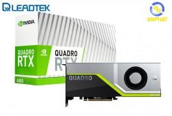 VGA LEADTEK NVIDIA Quadro RTX 6000 24GB GDDR6