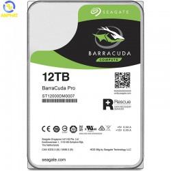 "Ổ cứng HDD Seagate Barracuda Pro 12TB 3.5"" SATA 3 7200 RPM - ST12000DM0007"