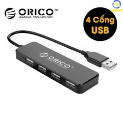 Bộ chia USB HUB Orico FL01 4 cổng USB 2.0
