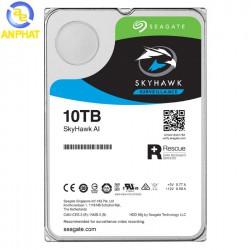 Ổ cứng Seagate Skyhawk AI 10TB 3.5'' ST10000VE0008 (Chuyên dụng cho Camera)